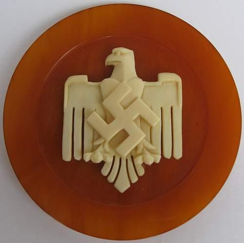 NSRL Table Medal