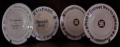 Third Reich Period plates!