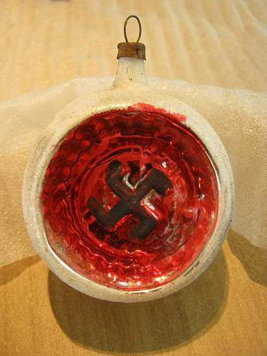 Thirt Reich Christmas Ornaments