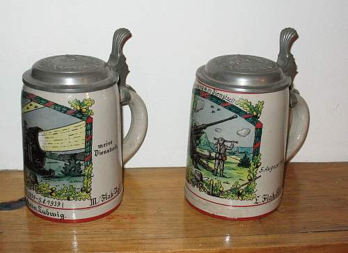 Click image for larger version.  Name:Beer Mugs -  IMG_1739.jpg Views:58 Size:242.9 KB ID:73849