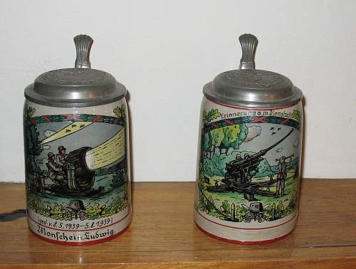 Click image for larger version.  Name:Beer Mugs -  IMG_1740.jpg Views:56 Size:241.1 KB ID:73850