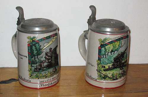 Click image for larger version.  Name:Beer Mugs -  IMG_1741.jpg Views:50 Size:242.5 KB ID:73851