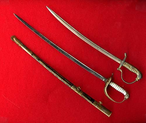 WW1/WW2 ??  Lion Head sword letter opener