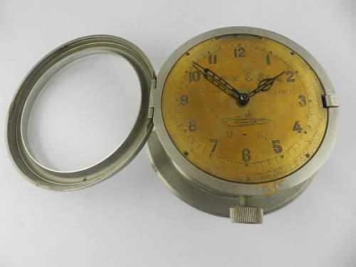 uboat clock ??