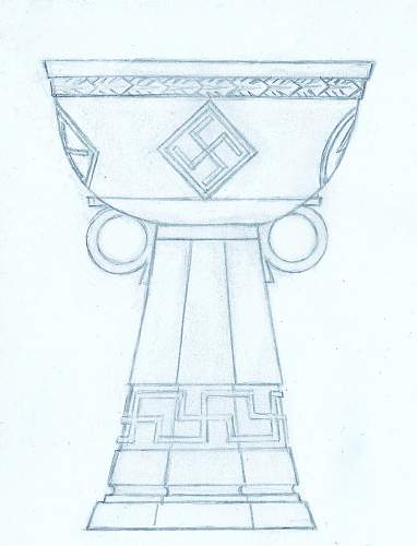 """""""SS chalice"""", the III Reich """"Holy Grail"""" or another fantasy item??"""