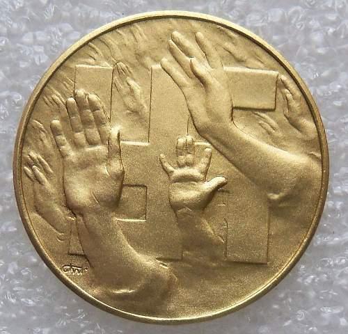 NSDAP token