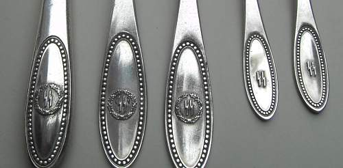 SS Spoon, SS Knife and SS Fork Set - For Your Review