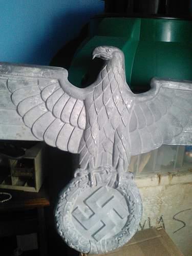 Boxcar eagle
