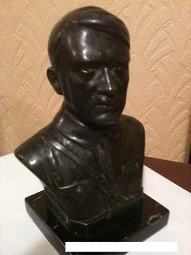Hitler Bust - Opinions Please