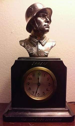 enlisted man or nco bust award