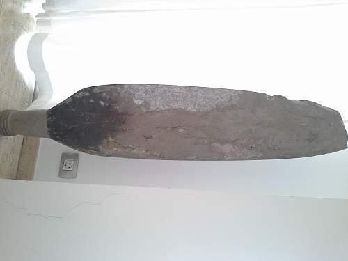 BF 109 Blade