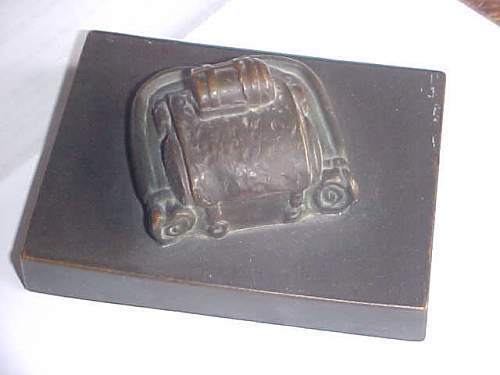 KDF Paperweight