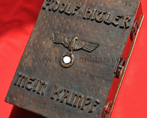 Mein kampf metal box very impressive but...real??
