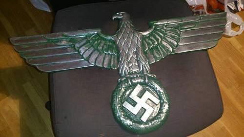 reichbahn train eagle?