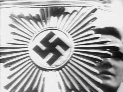 swastika sunburst question for the experts