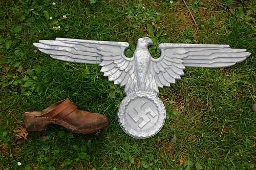 ss wall eagle
