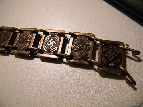 Bracelet, opinions please?
