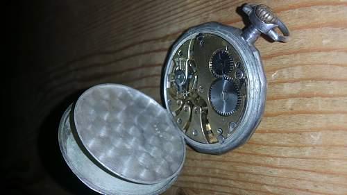 Pocket watch LSSAH
