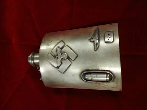 KM Flask for Review & Comment