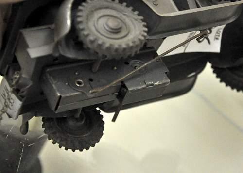 Hausser Toy Jeep @ auction