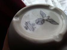 China Cup and Saucer