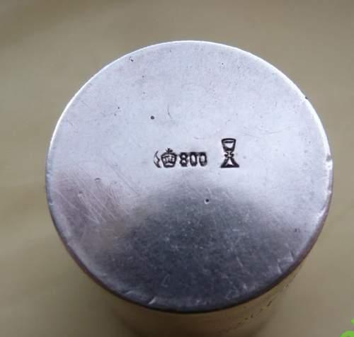 Luftwaffe silver cup ?