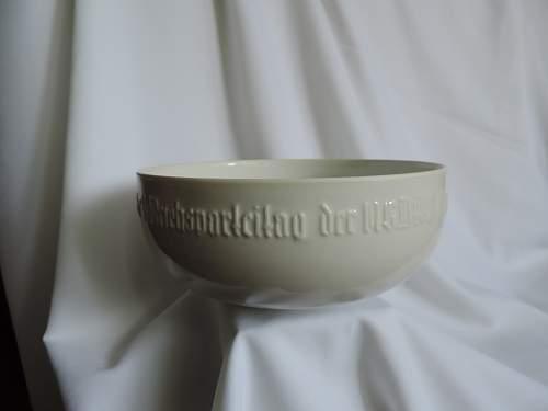 Allach Bowl 1937