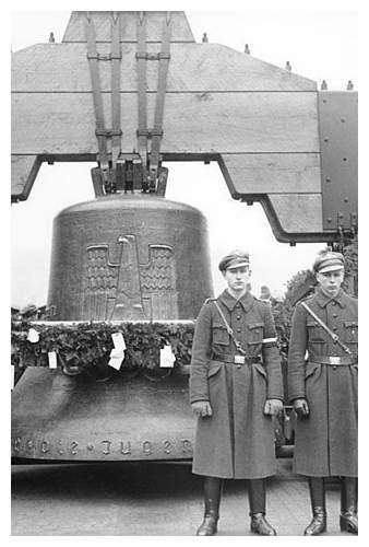 1936 Olympic Porcelian Bell