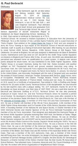 Click image for larger version.  Name:Gerbracht Obituary.jpg Views:5 Size:166.0 KB ID:1007367