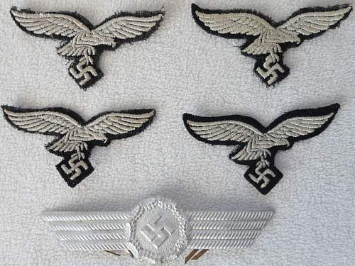US Troop Carrier Grouping with German Bringbacks