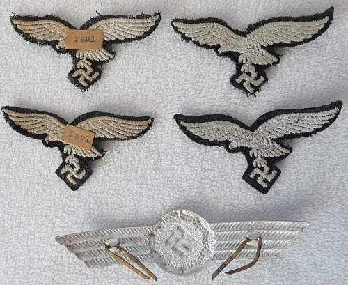 US Troop Carrier Grouping with German Bringbacks