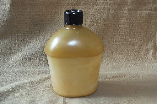 Click image for larger version.  Name:1943 Dated Plastic Canteen 1.jpg Views:1 Size:228.7 KB ID:1007874