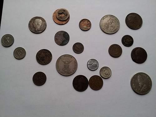 Antique Store/Flea Market finds