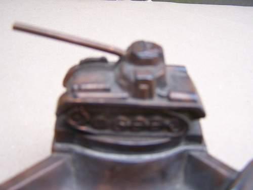 my little tank...