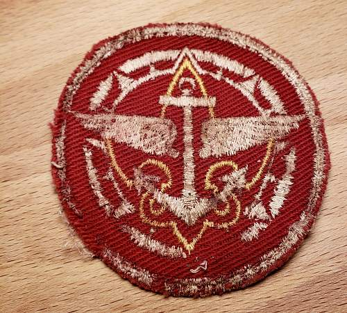 Can anyone shed some light on this patch?