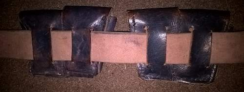 Need Help Identifying Ammo Pouches and Belt
