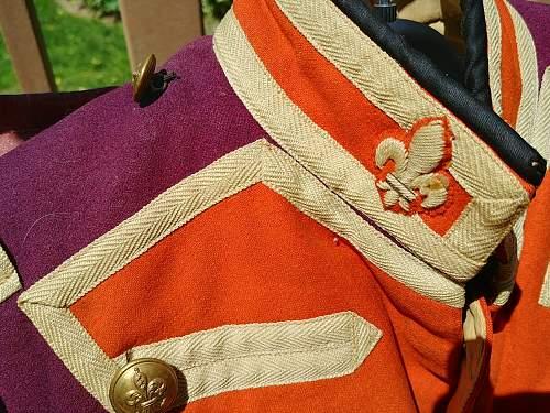 Old uniform