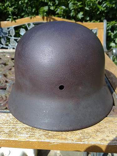 SS m40 from a boot sale near roncey
