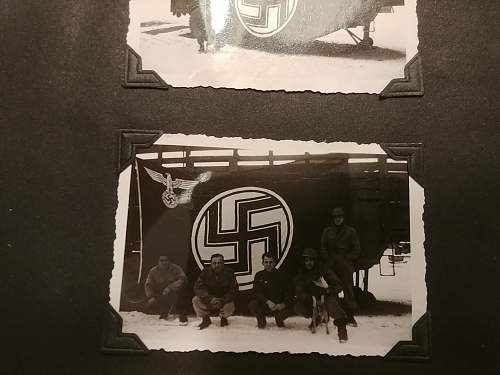 A few war trophy photos