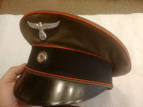 German border guard items