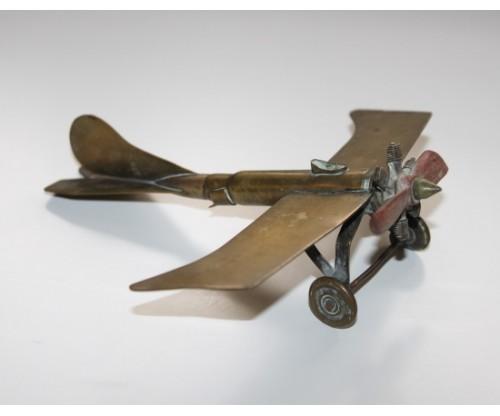 WW1 Bullet Plane?