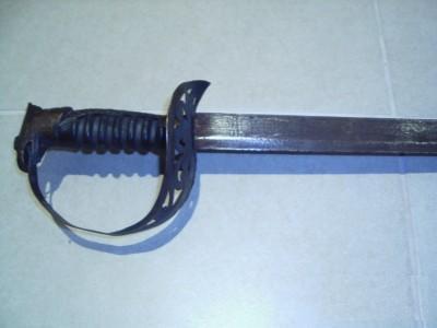 Need help on old sword