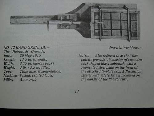 some opinions on this No12 grenade