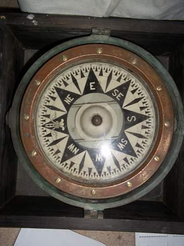 random find - a compass