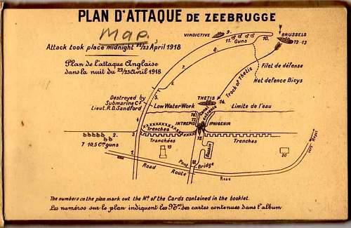 Zeebrugge Post Cards
