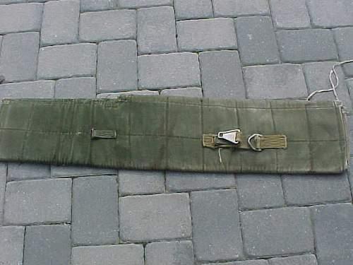 Parachutist's jump case