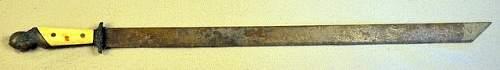 Short Sword -US, European...?
