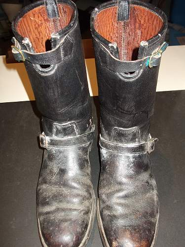 Flight Boots I recently picked up - but what country