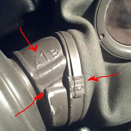 Check out this M30 Gasmaske!!