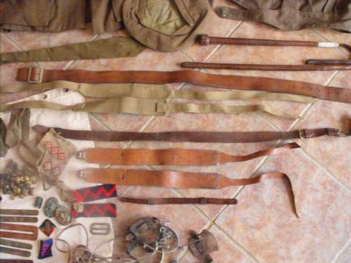 Royal artillery house clearance finds